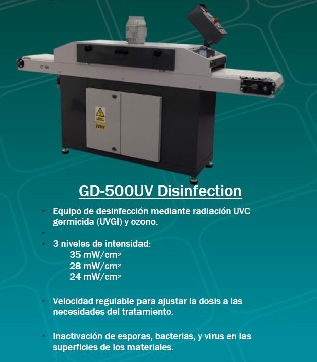 GD-500 UV
